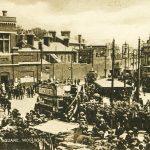 Beresford Square 1918 (Postcard)