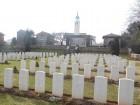 Giavera British Cemetery