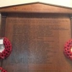 Sedlescombe War Memorial